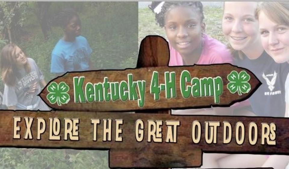 4-H'ers will attend 4-H Camp with Breathitt, Owsley, Knott, Jackson and Johnson Counties.